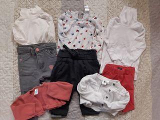 ropa bebé pack 43