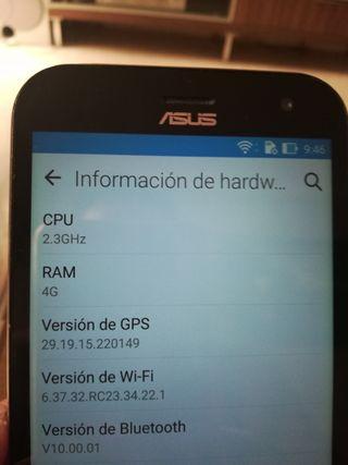 teléfono móvil Asus ZOO XS