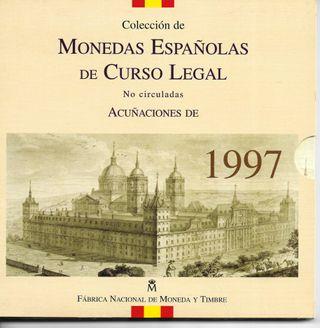 FNMT-RCM CARTERAS AÑOS 1997 - 1998 - 1999. S/C