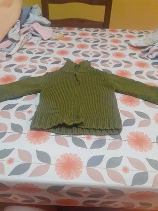 chaqueta bebé o muñeca reborn