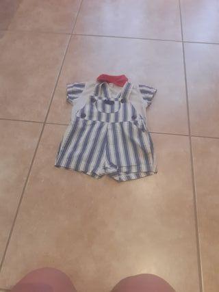 conjunto bebé o muñeco reborn