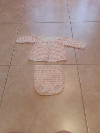 conjunto bebé o muñeca reborn