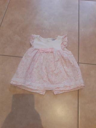 vestido bebé o muñeca reborn