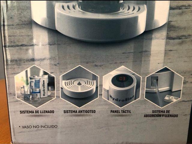 Maquina agua hidrogenada electrolítica