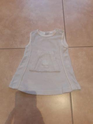 vestido de Rus bebé o muñeca reborn