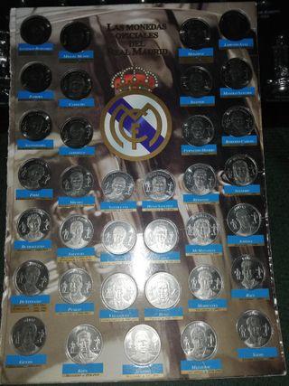 monedas del Madrid