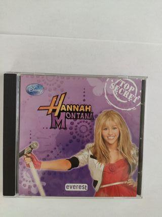 Disco Hannah Montana Top Secret