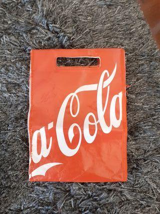 Bolsa asas Coca Cola