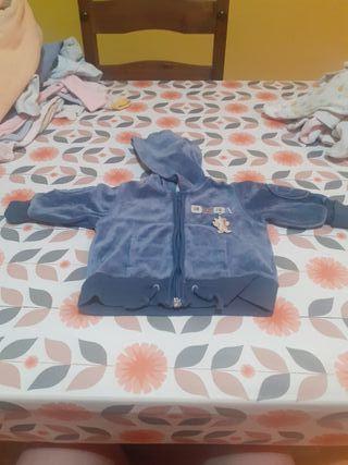chaqueta bebé o muñeco reborn