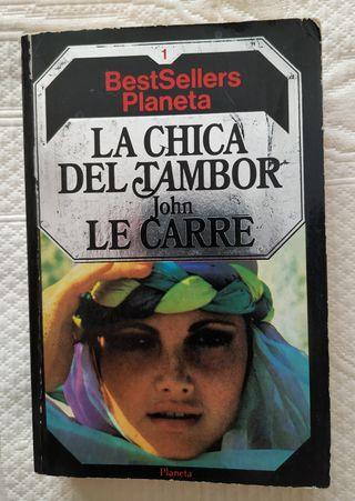 La chica del tambor. John Le Carre