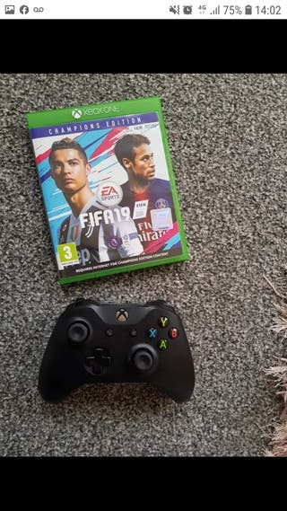 game and controller