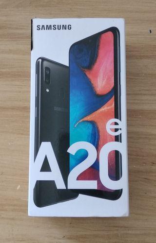 Samsung Galaxy A20e Negro Nuevo