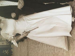 Vestido de novia otomán