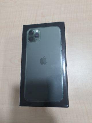 iphone 11 pro max 64gb verde precintado