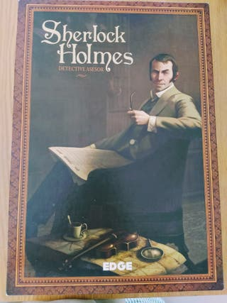 Sherlock holmes Detective Asesor EDGE