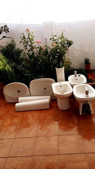 lote mueble de baño