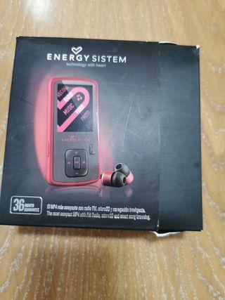 Mp3 Energy System 16GB