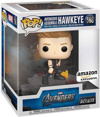 Funko Pop Hawkeye 586 Avengers Assemble Marvel