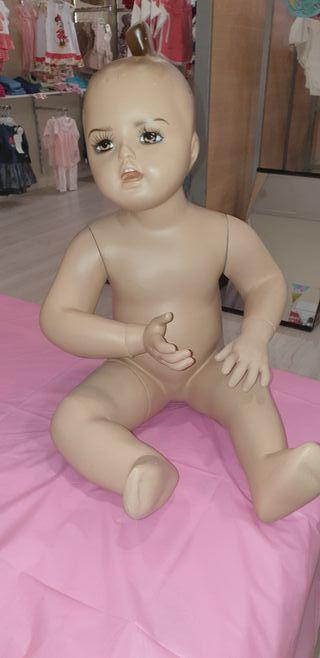 Maniqui Bebe Talla 6-12meses