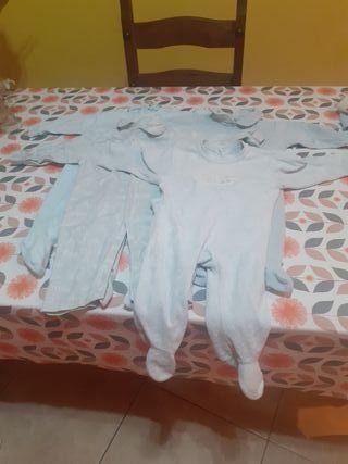 lote de pijamas 9 meses