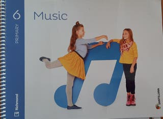 Music sexto de primaria