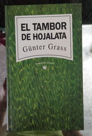 el tambor de hojalata. de günter grass (num 22)