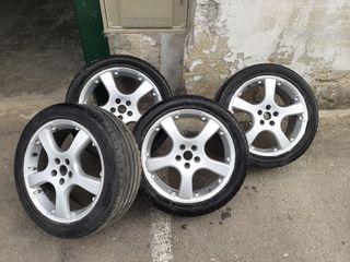 Llantas 5x100 con neumáticos