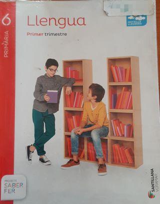Llengua sexto primaria