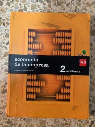 Economía 2do Bachiller