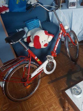 bicicleta orbea 20 pulgadas sin usar