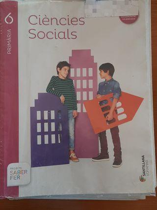 Ciencias sociales sexto primaria