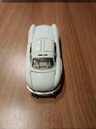 Maqueta Mercedes Benz 300 sl (1954) escala 1/ 24