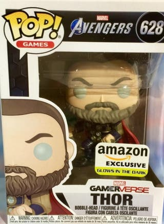 Funko Pop Thor Gameverse.GITD Amazon Exclusive
