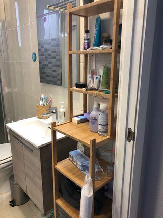 Estante para baño ikea