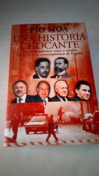 Una Historia Chocante de Pío Mora