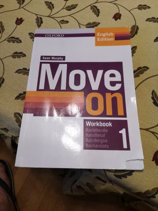 Workbook editorial Oxford de 1 de Bachillerato