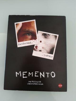 Memento Blu Ray (edición especial dos discos)