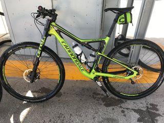 Bicicleta Montaña - MTB - Cannondale scalpel si 4