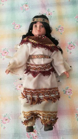muñeca India