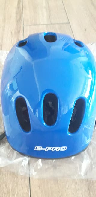 casco bici B-pro talla 48/52