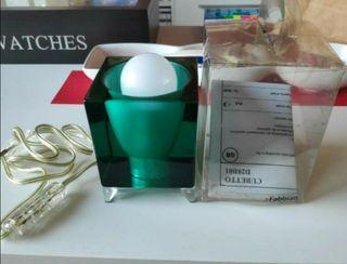 Lámpara diseño italiana Fabbian Mod Cubetto D28B01