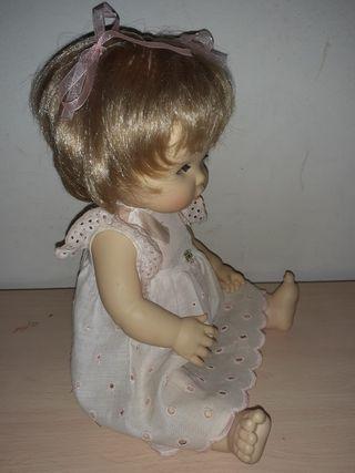 Nenuca corazón, años 70 ,vintage
