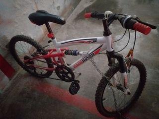 """Vendo bicicleta de 20"""""""
