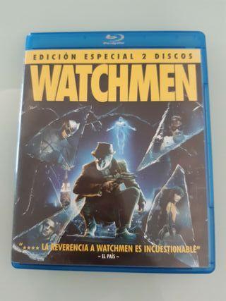 Watchmen blu ray (edición especial dos discos)