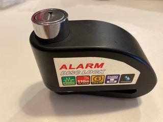 Antirrobo moto con alarma