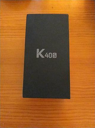 Lg K40s Nuevo en caja precintado