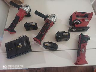 herramientas 18v