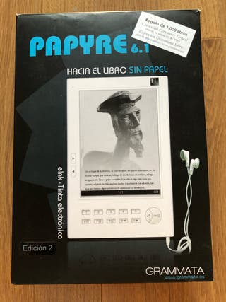 eBook PAPYRE 6.1 GRAMMATA