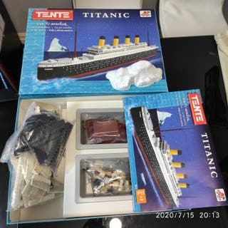 TENTE TITANIC. 70113
