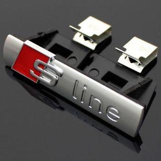 Emblema Audi sline
